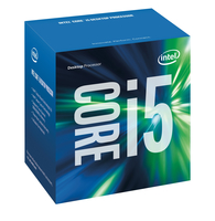 CPU Intel Core i5 7600 PC1151 6MB Cache 3,5GHz retail