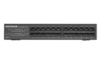 Netgear Switch Unmanaged 24 Porte Giga Desktop Mdi-Mdx